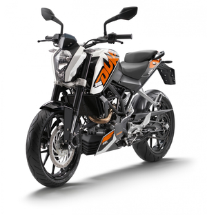 KTM Duke 125 ABS KL.A1